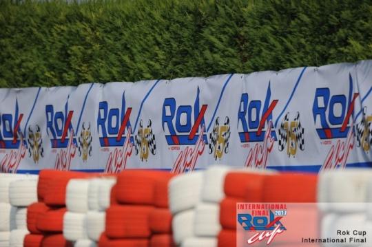 ROK Cup International Final – Qualifiche