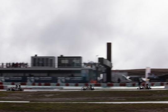 FIA Karting World Cup, Portimão - Morgatto e Badoer in pole position