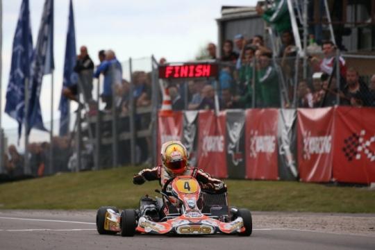 """""""CAPPOTTO"""" CRG nel mondiale in Svezia, in KZ e KZ2"""