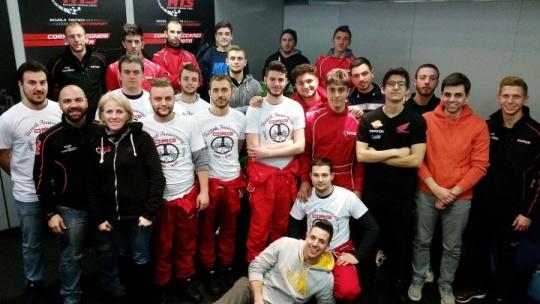 CRG e MTS insieme per formare nuovi tecnici del karting