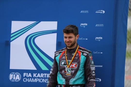 NGM Motorsport in lotta nel primo appuntamento europeo FIA