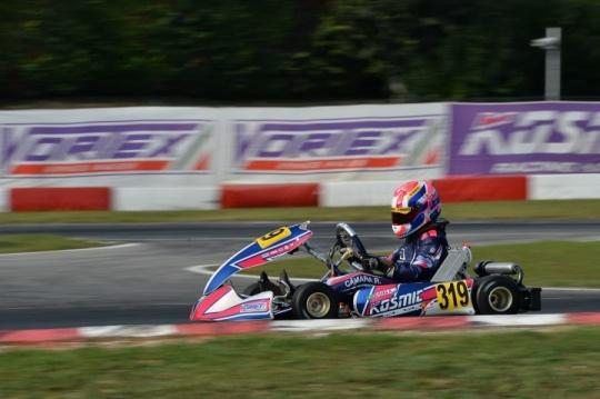 In archivio la prima tappa della WSK Final Cup del Kosmic Racing Department
