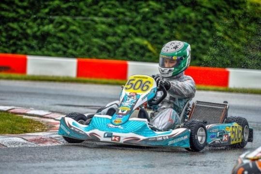 NGM Motorsport competitiva al Trofeo South Garda Karting