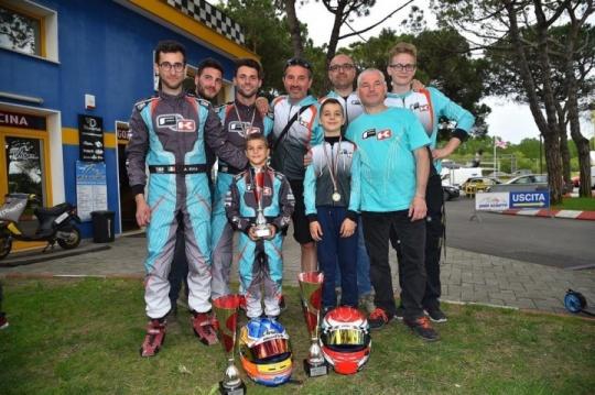 NGM Motorsport sorride a Jesolo con un fine settimana positivo