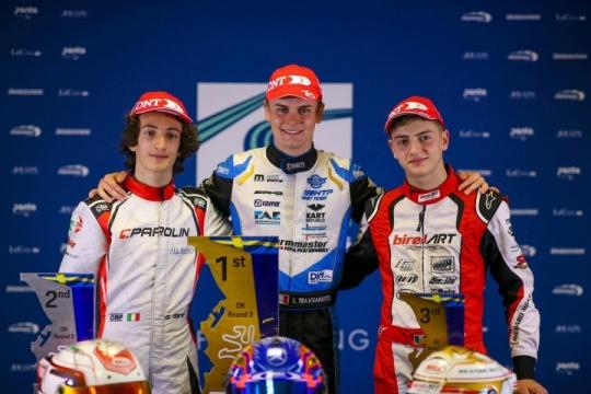 FIA Euro, Kristianstad: Travisanutto vince in OK, Day a sorpresa in Junior