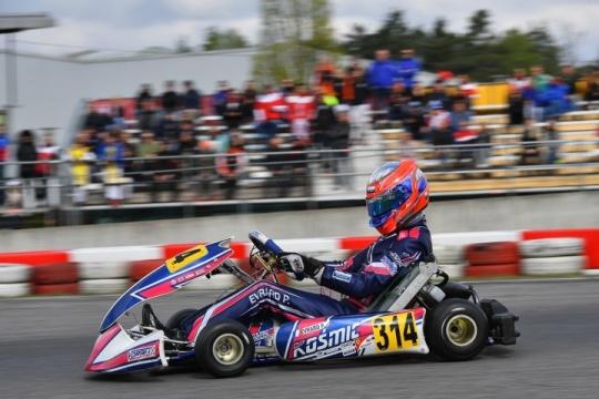 A Sarno per la tappa finale dell'Europeo KZ2