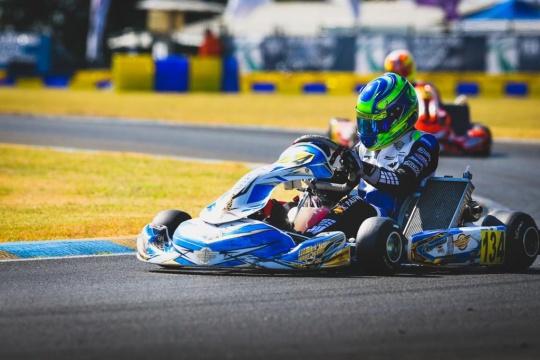 FIA Euro, Le Mans – Heats