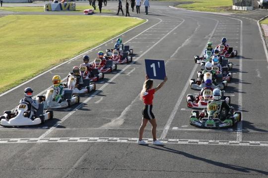 Sospensione dei test collettivi e del primo round stagionale in programma rispettivamente il 21-22 marzo e il 29 marzo presso il circuito Happy Valley kart di Cervia.