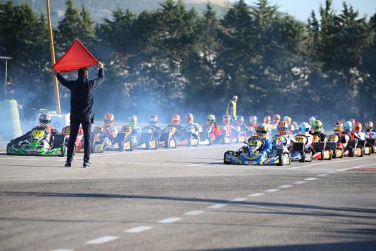 A Jesolo il 18 aprile la prima prova del Campionato Italiano ACI Karting