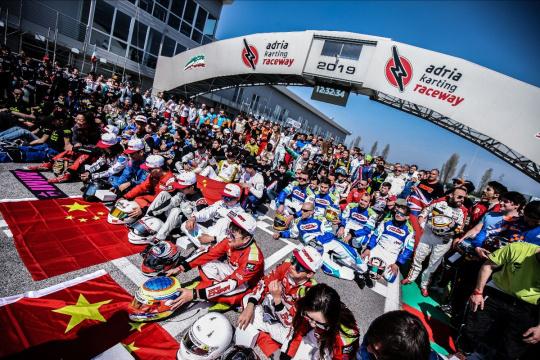 CRG conferma la 24 Hours Karting of Italy ad Adria