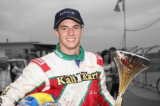 Sabato 27 luglio al Circuito di Siena premiazione Campionati Karting 2012 Centro Italia Trofeo Prodriver AM, Coppe CSAI e Regional Challenge Cup