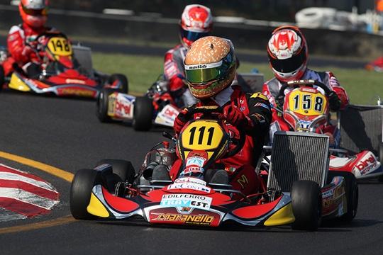 Cresce l'attesa per la tappa del Campionato Italiano CSAI Karting del 15 settembre a Lonato