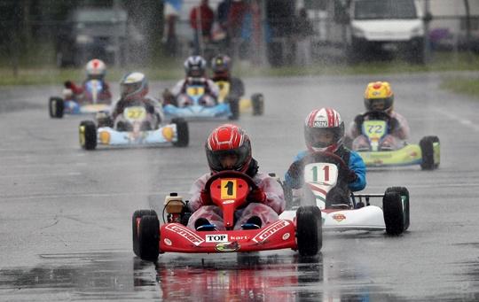 Cup Race Lazio: Latina imprevedibile
