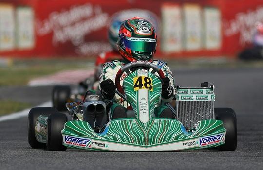 Attesi molti protagonisti al Circuito di Siena il 28 luglio per la terza prova del Campionato Italiano CSAI Karting
