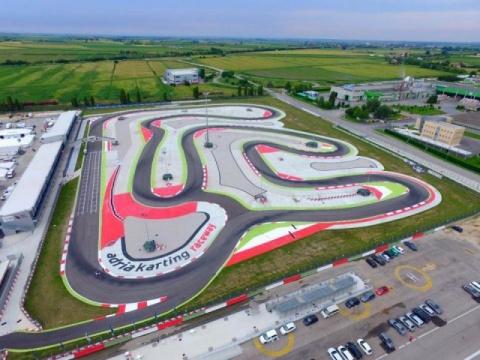Tutto pronto ad Adria per la quarta prova della stagione dell'italiano di kart