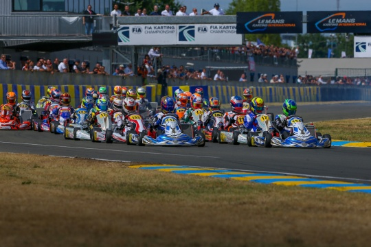 FIA Euro, Le Mans: Domenica - Video