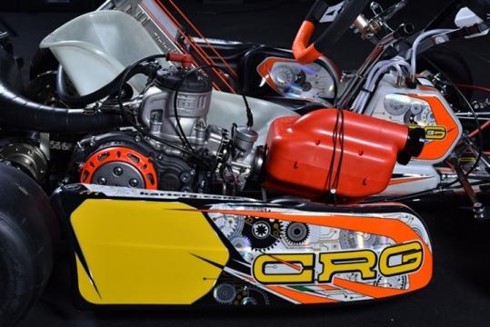 Ecco il Tm KZ10C personalizzato CRG