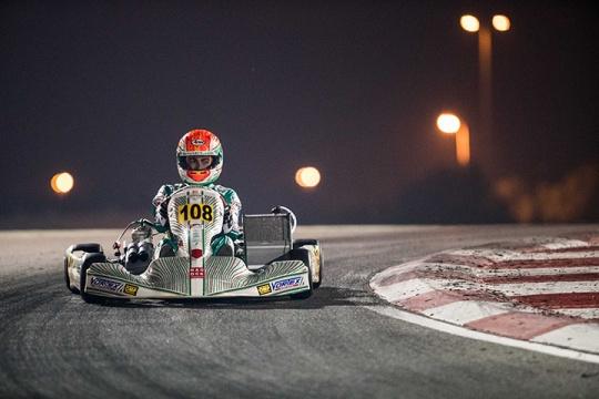 Vidales 2° al mondiale in Bahrain