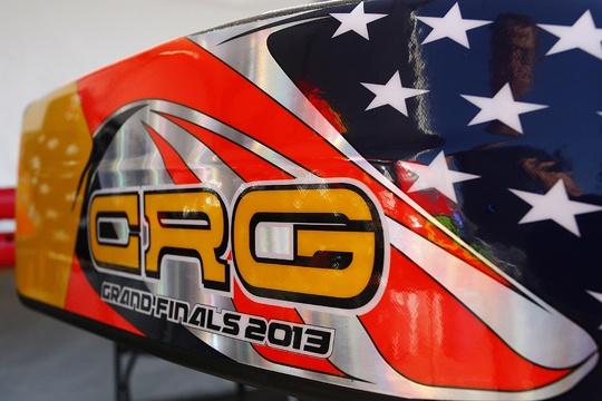 CRG al Rotax Max Challenge Grand Finals 2013  negli USA a New Orleans