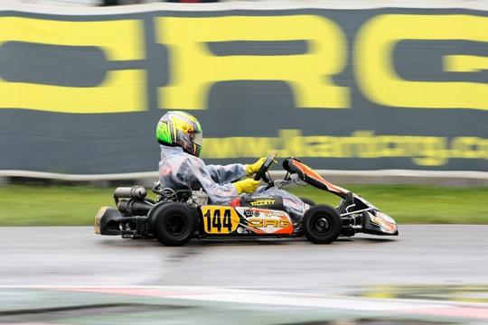 A Sarno Dionisios e CRG protagonisti nel Campionato del Mondo KF Junior