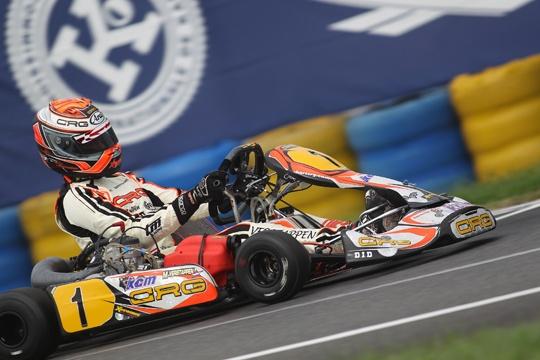 CRG, il brand del karting più titolato al mondo! A quota 39 titoli iridati, 11 nella categoria con il cambio