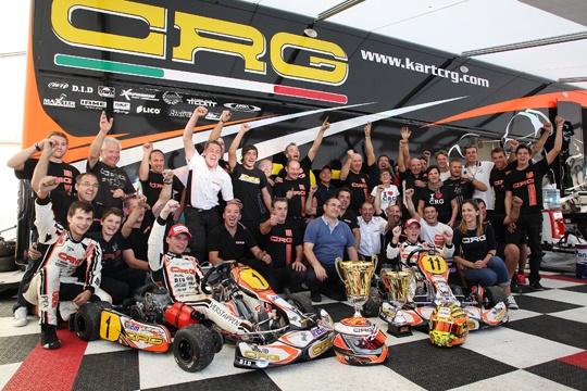 Crg e Max Verstappen Campioni del Mondo!