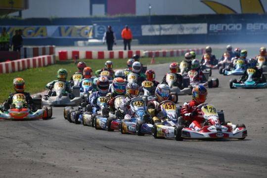 Fra meno di due mesi la partenza del Campionato Italiano ACI Karting 2018