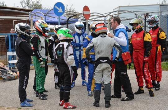 UPN presenta Crono-race