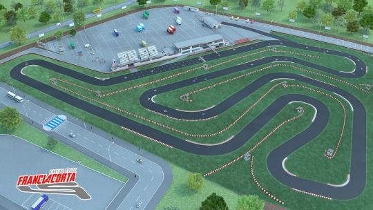 Franciacorta Karting Track - Solo rimandato il debutto della nuova pista bresciana