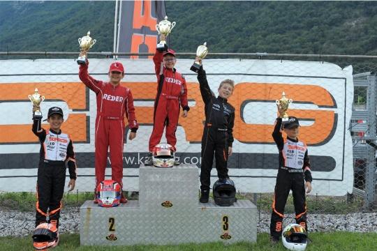 Briggs Kart Championship, Ala - Round 1