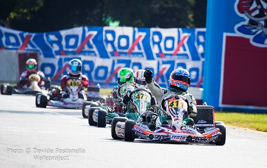 12° Rok Cup International Final a Lonato