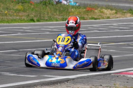 A Sarno con la XII Coppa del Vesuvio in vista del Campionato Italiano Karting