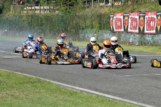 A Rieti assegnati i titoli della Cup Race Lazio