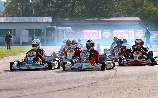 Cup Race UMA, a Cappelle sul Tavo