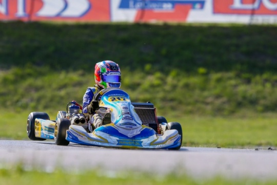 WSK Euro Series: Al Dhaheri, Antonelli e Travisanutto campioni