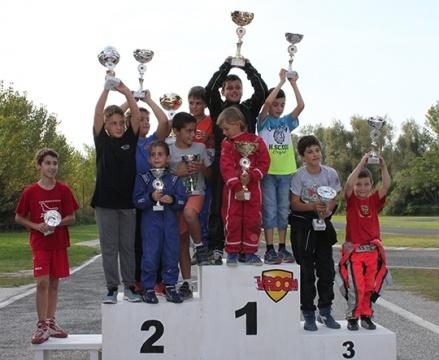A Sulmona la 7 Tappa della Cup Race U.M.A.