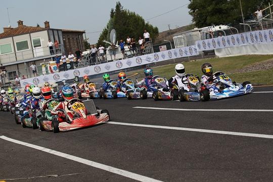 Le date e le piste del Campionato Italiano CSAI Karting 2014