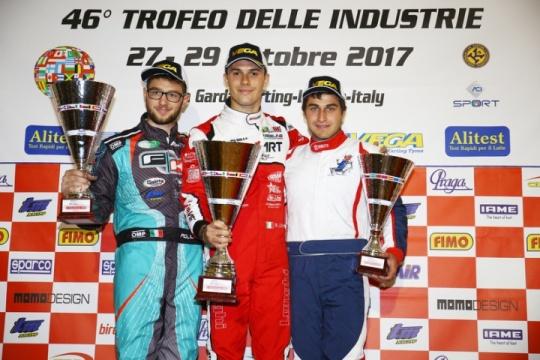 In esclusiva per Vroom, Giacomo Pollini ed Ermanno Feltrin, raccontano il successo sfiorato al 46° Trofeo delle Industrie