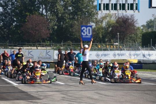 Le date del Campionato Italiano ACI Karting 2019, e del Trofeo Nazionale, Coppa Italia, Campionato Italiano per Squadre Regionali