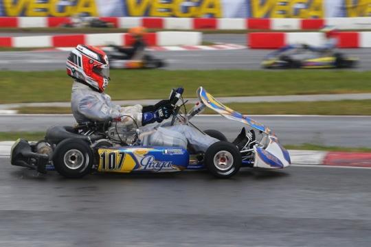 Prevista un'ottima partecipazione anche a Sarno per la seconda prova del Campionato Italiano ACI Karting