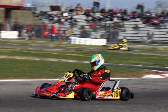 I vincitori della Coppa Italia ACI Karting di Viterbo