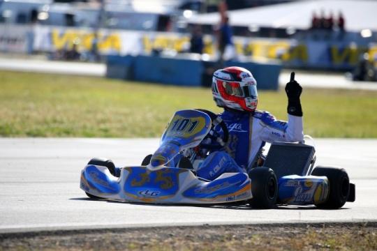 Le classifiche del Campionato Italiano ACI Karting alla vigilia della terza prova di Battipaglia