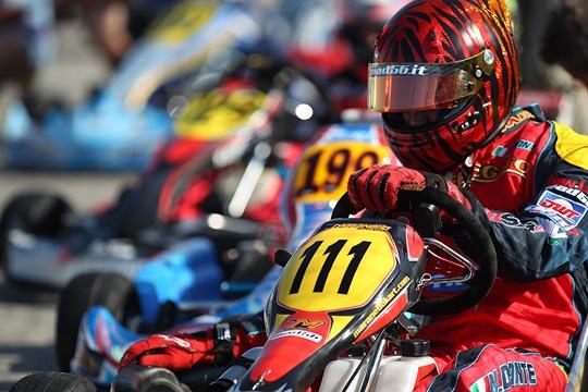 Iscrizioni aperte per la 5. prova del Campionato Italiano CSAI Karting di Castelletto del 27 ottobre