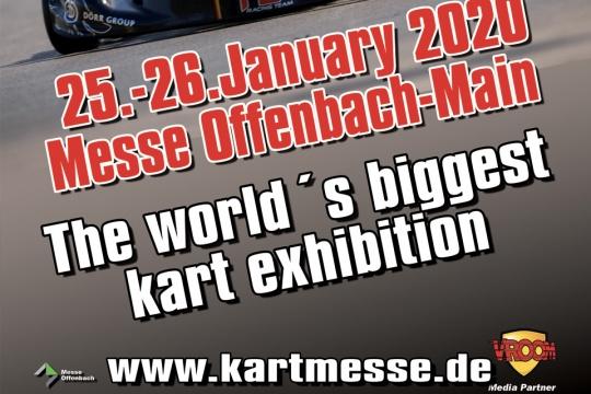 Appuntamento a Offenbach nel weekend 25-26 gennaio