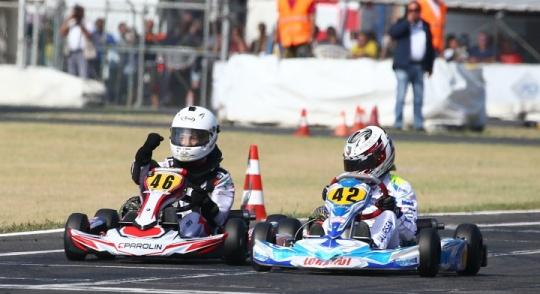 Pubblicato il Regolamento  del Campionato Italiano ACI Karting 2018
