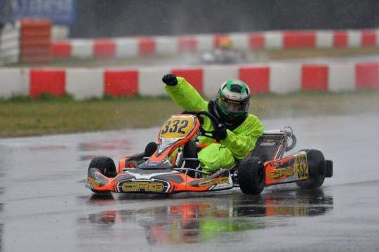 29esimo Trofeo Andrea Margutti - Trionfo italiano sotto la pioggia