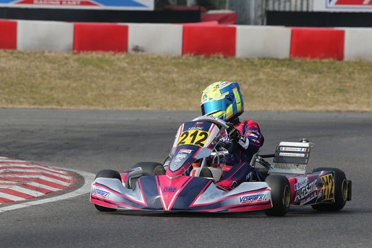 22a Winter Cup - Qualifiche
