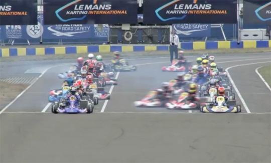 I nostri portacolori protagonisti a Le Mans