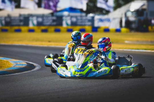 FIA Euro, Le Mans - Qualifiche: Pauwels e Stenshorne in pole
