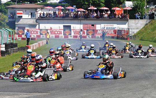 Grande successo per il 4° round del Kartsport Circuit a Viverone.